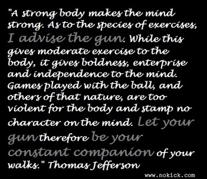1-Thomas Jefferson gun companion quote