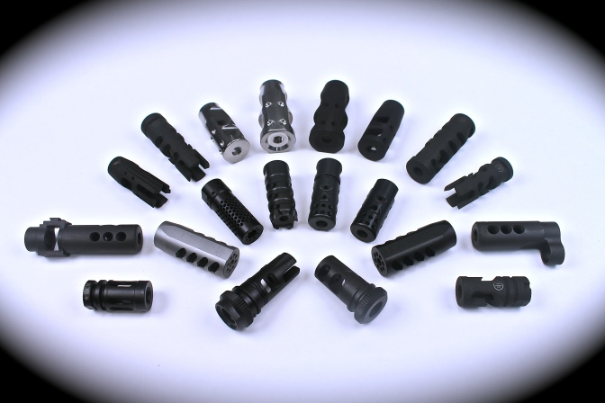 Nokick.com Muzzle Brakes and Compensators